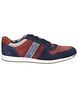 Base London Eclipse Suede Trainer