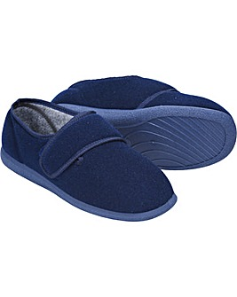 Cosyfeet Richie Extra Roomy (3H Width) Men's Slippers
