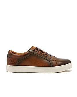 Chatham Jetty Leather Trainers