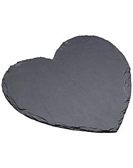 Master Class Heart Shaped Platter