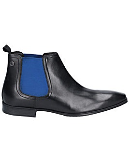 Base London Weaver Waxy Chelsea Boot