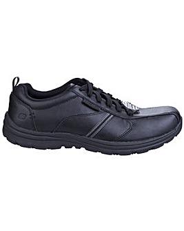 Skechers Hobber Frat Slip Resistant Shoe