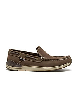 Chatham Barclay Slip-On Casual Shoes