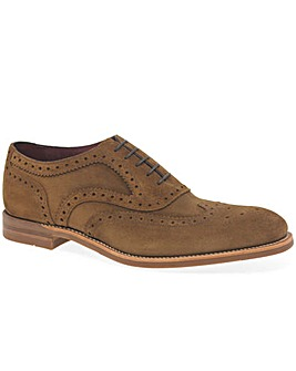 Loake Kerridge Oxford Wing Tip Brogues