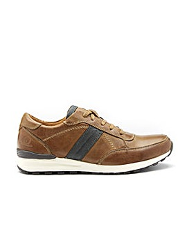 Chatham Viper Leather Trainers