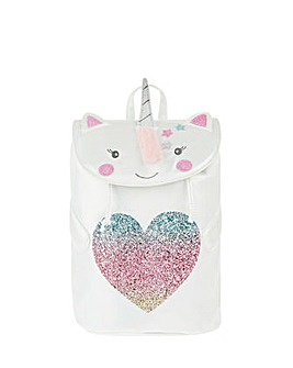Accessorize Sparkle Unicorn Backpack