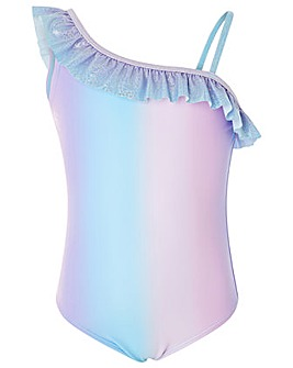Accessorize Mermaid Ombre Swimsuit