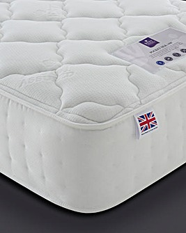 Rest Assured 1400 Pocket Silk Mattress