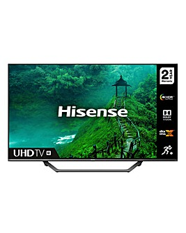 "Hisense 55AE7400FTUK 55"" 4K HDR Ultra HD LED Smart TV"