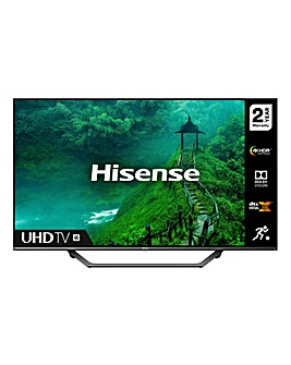 "Hisense 50AE7400FTUK 50"" 4K HDR Ultra HD LED Smart TV"