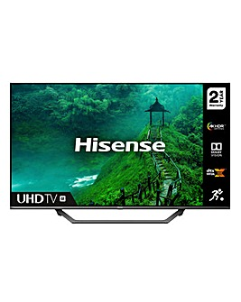 "Hisense 43AE7400FTUK 43"" 4K HDR Ultra HD QLED Smart TV"