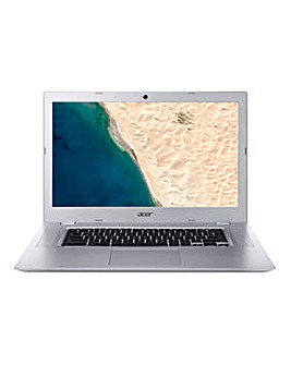 Acer Chromebook 15in FHD A6 4GB 64GB