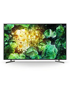 "Sony Bravia KD55XH81 55"" LED 4K Smart TV"
