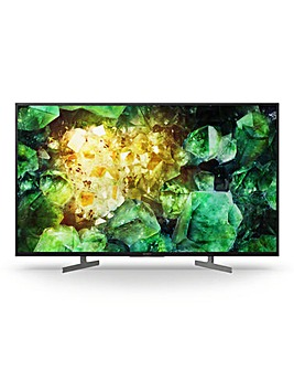 "Sony Bravia KD49XH81 49"" LED 4K Smart TV"