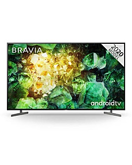 "Sony Bravia KD43XH8196BU 43"" 4K Ultra HD HDR LED Smart TV"