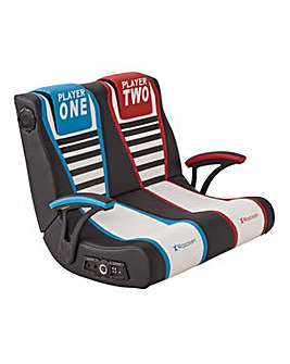 X Rocker Dual Rivals Gaming Chair