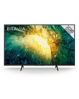 "Sony Bravia KD49X7052PBU 49"" 4K Ultra HD HDR LED Smart TV"
