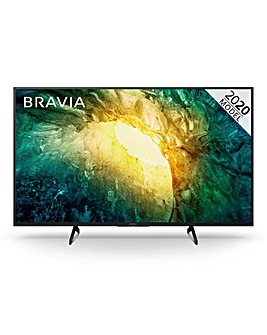 "Sony Bravia KD43X70 43"" LED 4K Smart TV"