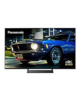 "Panasonic TX-50HX800B 50"" 4K HDR TV"