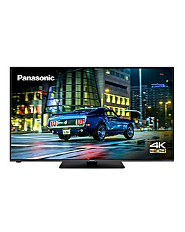 "Panasonic TX-50HX580B 50"" 4K HDR Smart TV"