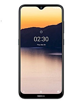 Nokia 2.3 32GB Dual Sim - Charcoal