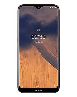 Nokia 2.3 32GB Dual Sim - Sand