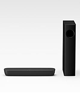 Panasonic SC-HTB258EBK 120w Bluetooth Soundbar with Wireless Subwoofer