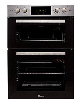 Candy 90cm Built-in Double Oven + INS