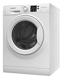 HOTPOINT NSWM 742U W UK N 7KG 1400 Spin Washing Machine WHITE