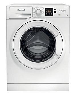 HOTPOINT NSWM843CWUKN 8KG 1400 Spin Washing Machine WHITE