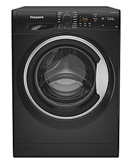 HOTPOINT NSWM943C Washing Machine + INST