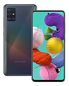 Samsung Galaxy A51 - Black