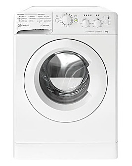 Indesit MTWC 91283 W UK 9kg 1200rpm Washing Machine