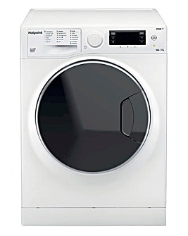 HOTPOINT RD1076JDUKN 10+7KG 1600 Spin Washer-Dryer WHITE