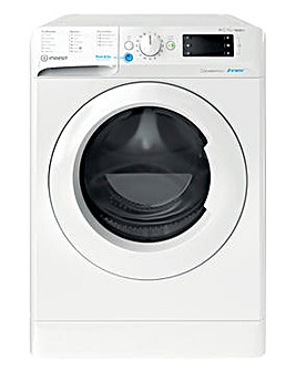 Indesit BDE1071682XWUKN 10+7kg 1600rpm Washer Dryer - White