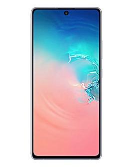 Samsung Galaxy S10 Lite - White
