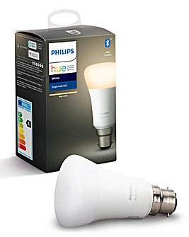 Philips Hue BT White B22 Single Bulb