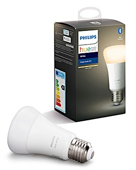 Philips Hue BT White E27 Single Bulb