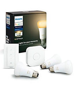 Philips Hue BT White Ambience E27 Starter Kit