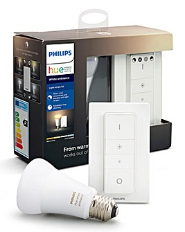 Philips Hue White Ambience E27 Kit