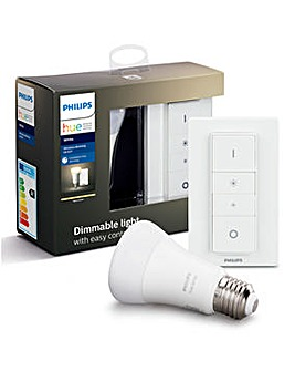 Philips Hue White E27 Dimming Kit