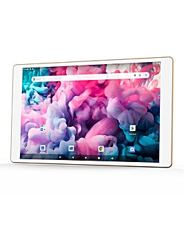 ENTITY Verso 10.1in Android 10 Tablet Champagne Gold