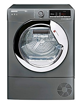 Hoover Dynamic Next 10kg Condenser Tumble Dryer Graphite