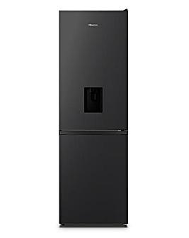 Hisense RB390N4WB1 Fridge Freezer Black