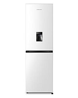 Fridgemaster MC55251MD Fridge Freezer - White
