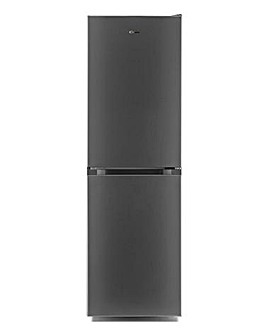 Candy CMCL5172SK 55cm Fridge Freezer Silver + INSTALL