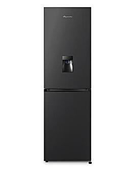 Fridgemaster MC55251MBD Fridge Freezer - Black