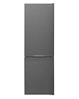 SHARP SJ-BB10IMXL1-EN 60cm Fridge Freezer Linox