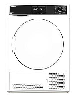 SHARP 9kg Dryer