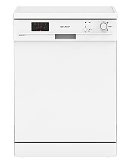 SHARP QW-GX12F472W-EN Dishwasher